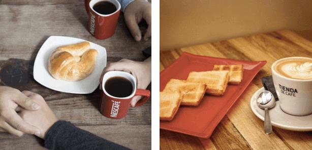 branding cafe