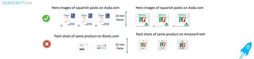 como hacer imagenes para mobile g2 rocket